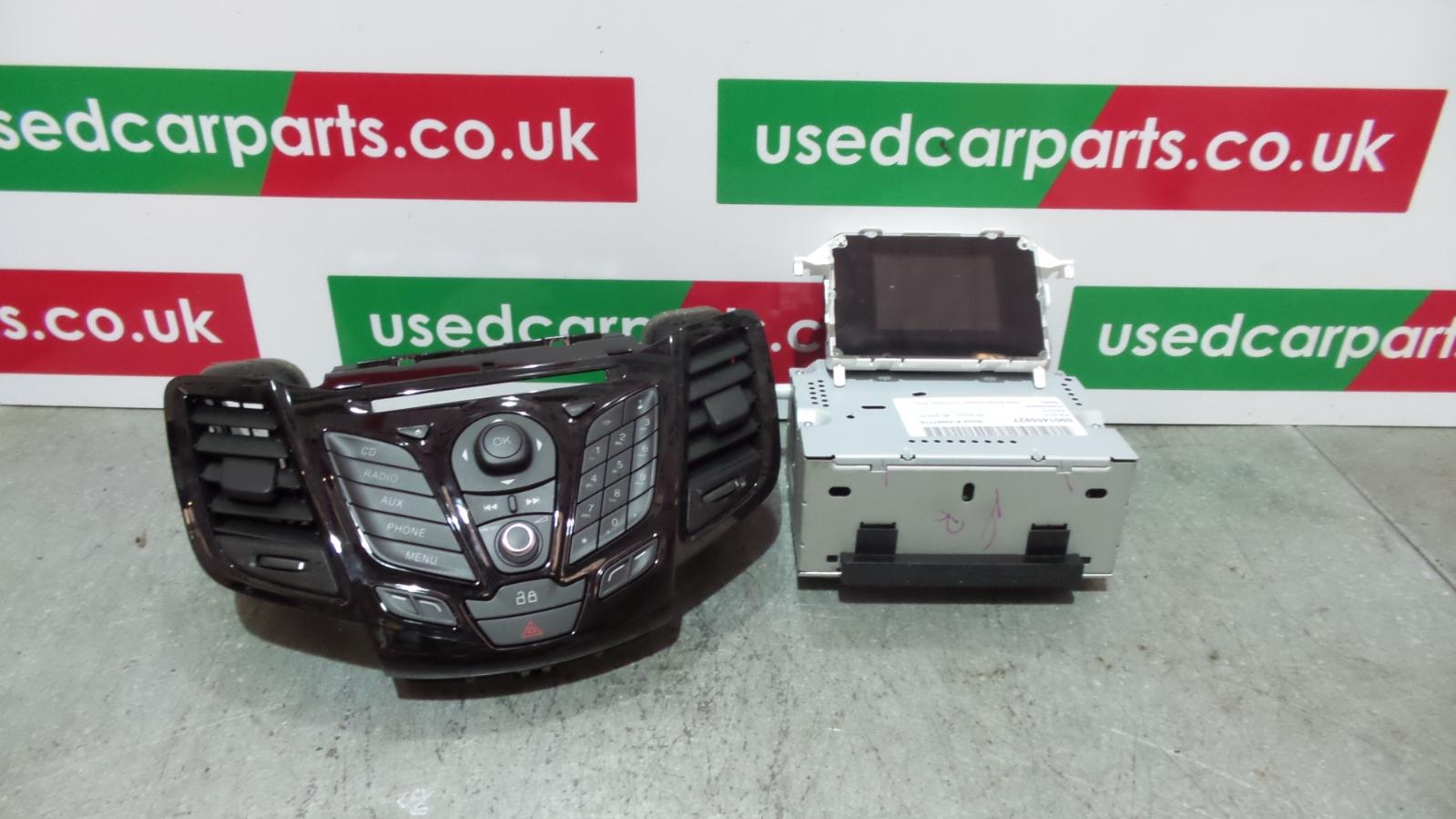 dab vehicle car stereos head units for fiesta 2014 ford fiesta radio mk8 radio stereo cd player ahu dab